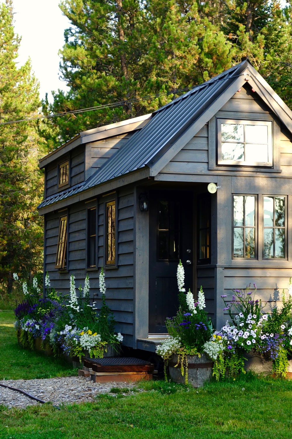 A TINY HOME JUST FOR YOU