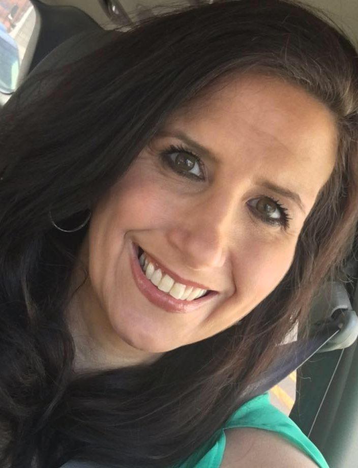 Karla Osolin senior creative director at array design studio.